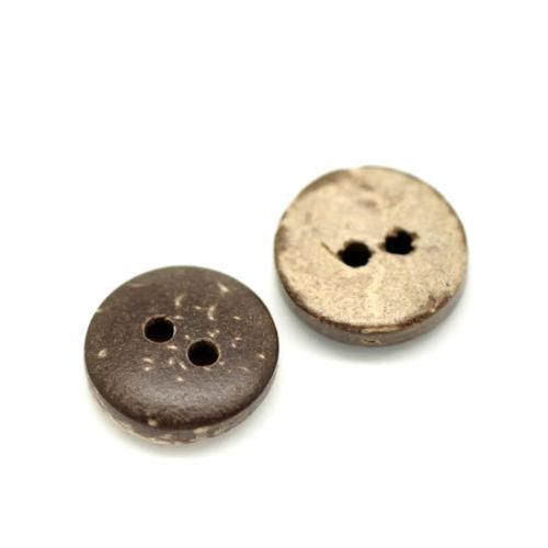 10 mm kokosknap