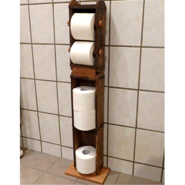 Toiletrulleholder stor, fremstillet af murstensforme